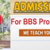 Admission Open for BBS Program